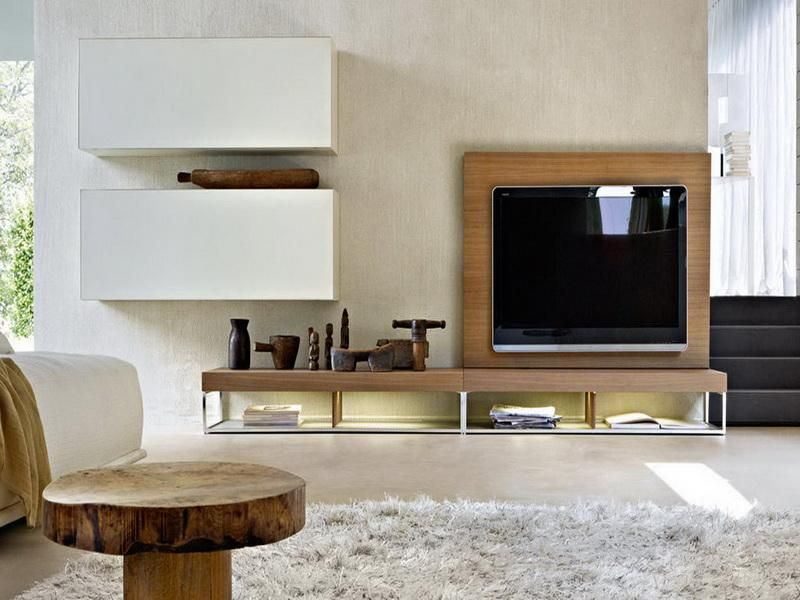 Contemporary TV Cabinet by Molteni Furniture