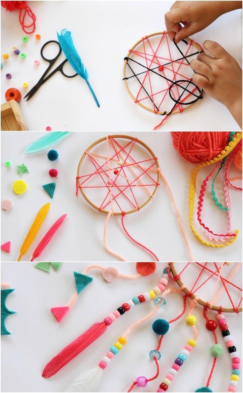 Idees Bricolage Enfant Comment Fabriquer Un Attrape Reve Original Comment Fabriquer Un Attrape Reve Fabriquer Un Attrape Reve Et Comment Fabriquer Un