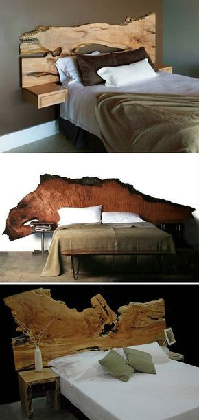 Kopfteil Bett Aus Holz
