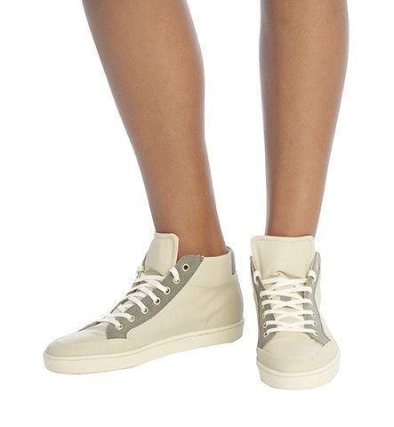 Carlotta Sneaker in Cream