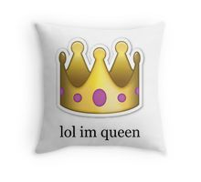 Emoji Throw Pillows images