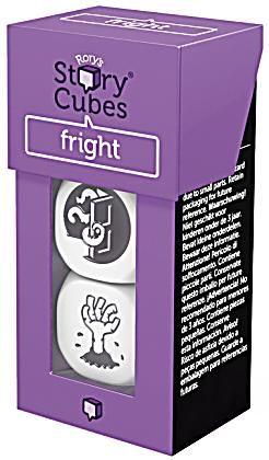 Rory's Story Cubes MIX (Spiel), Schrecken