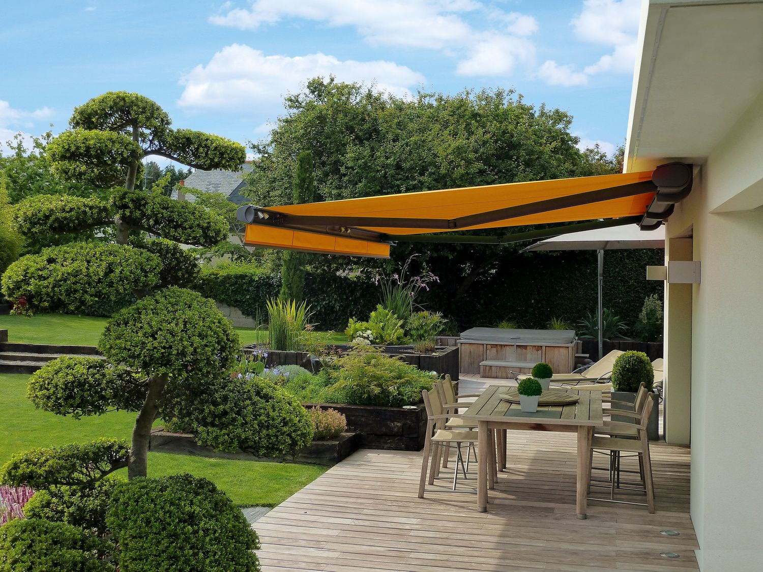 Awning Problems And Solutions Sun Awnings Pinterest Terrace