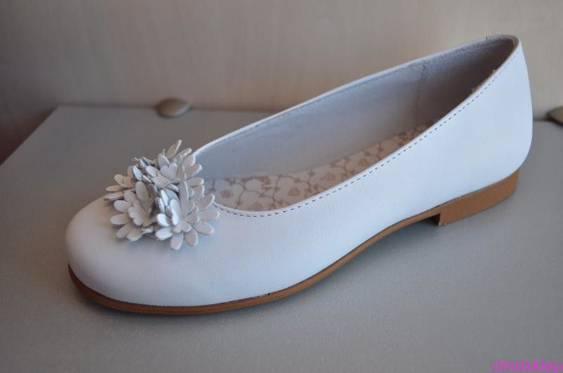 Buty Do Komunii Dziewczece Pablosky 890800 Brak Shoes Fashion Flats
