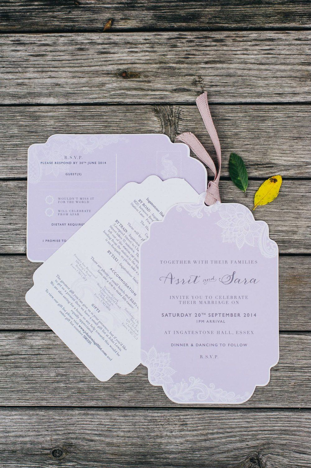 Design My Wedding® STATIONERY SETS — Save-the-Dates, invitations ...