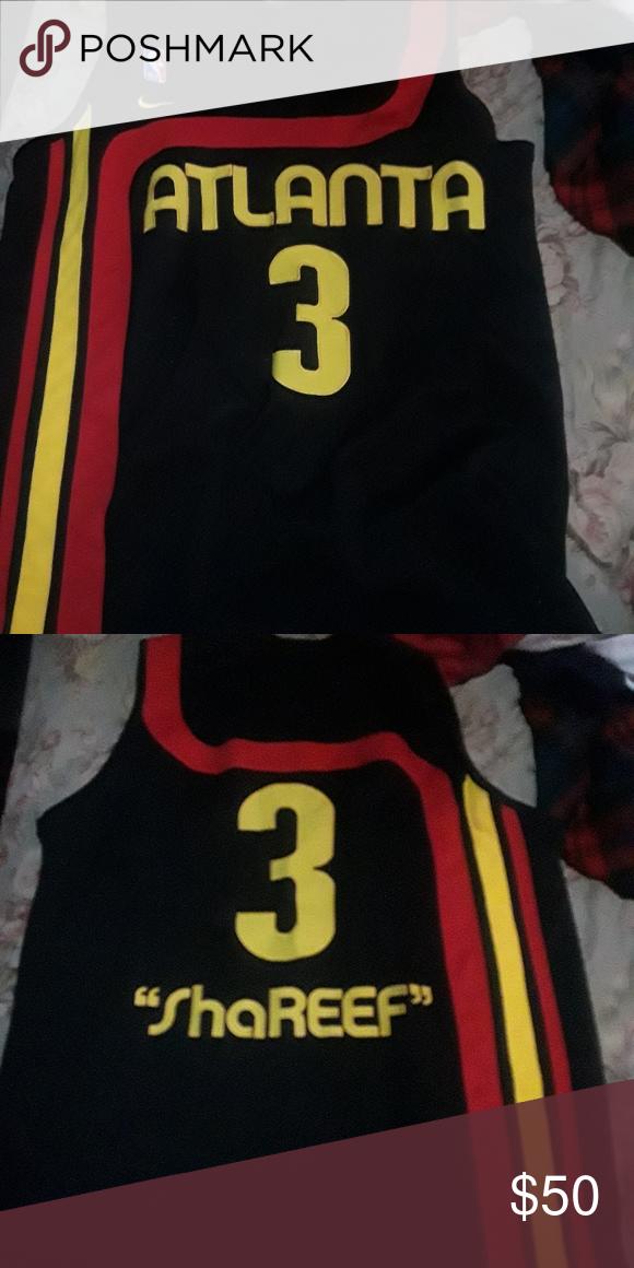 Atlanta hawks jersey Shareef hawks jersey Nike Other | My