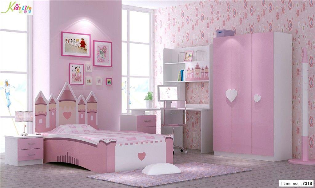 Lovely Little Girls Bedroom Furniture Sets #6: 1000+ Ideas About Girls Bedroom Furniture Sets On Pinterest | Traditional Kids Furniture Sets, Pink Kids Bedroom Furniture And Girls Bedroom