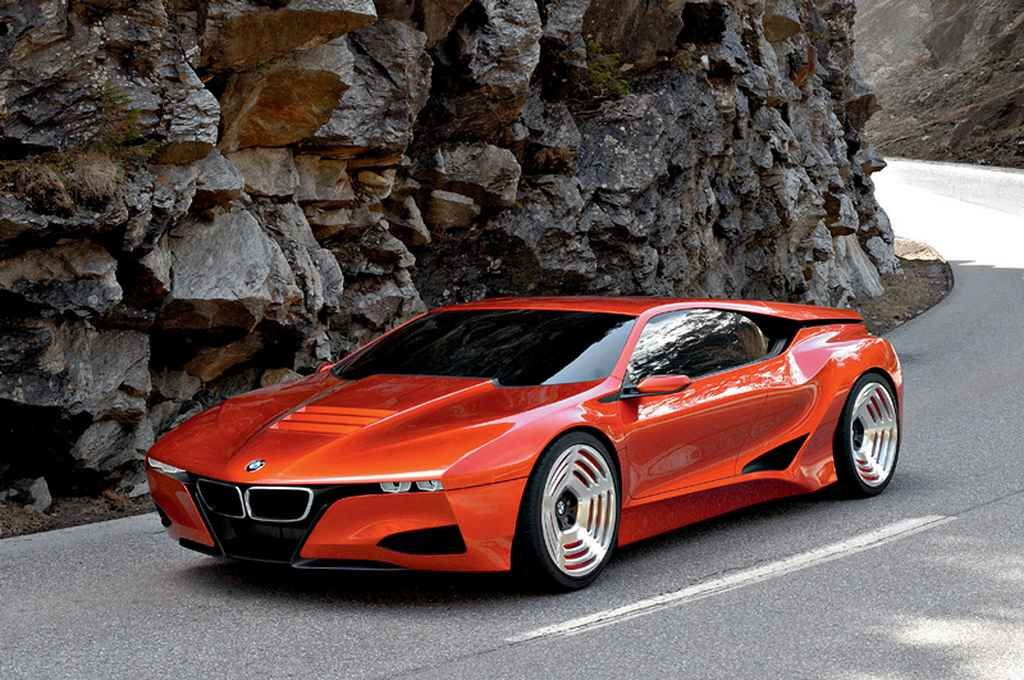 BMW M1 Concept Car Car design 2016 Get your wallet ready Check