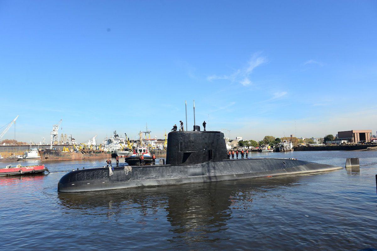 Argentina Abandons Rescue Mission for Missing Sub