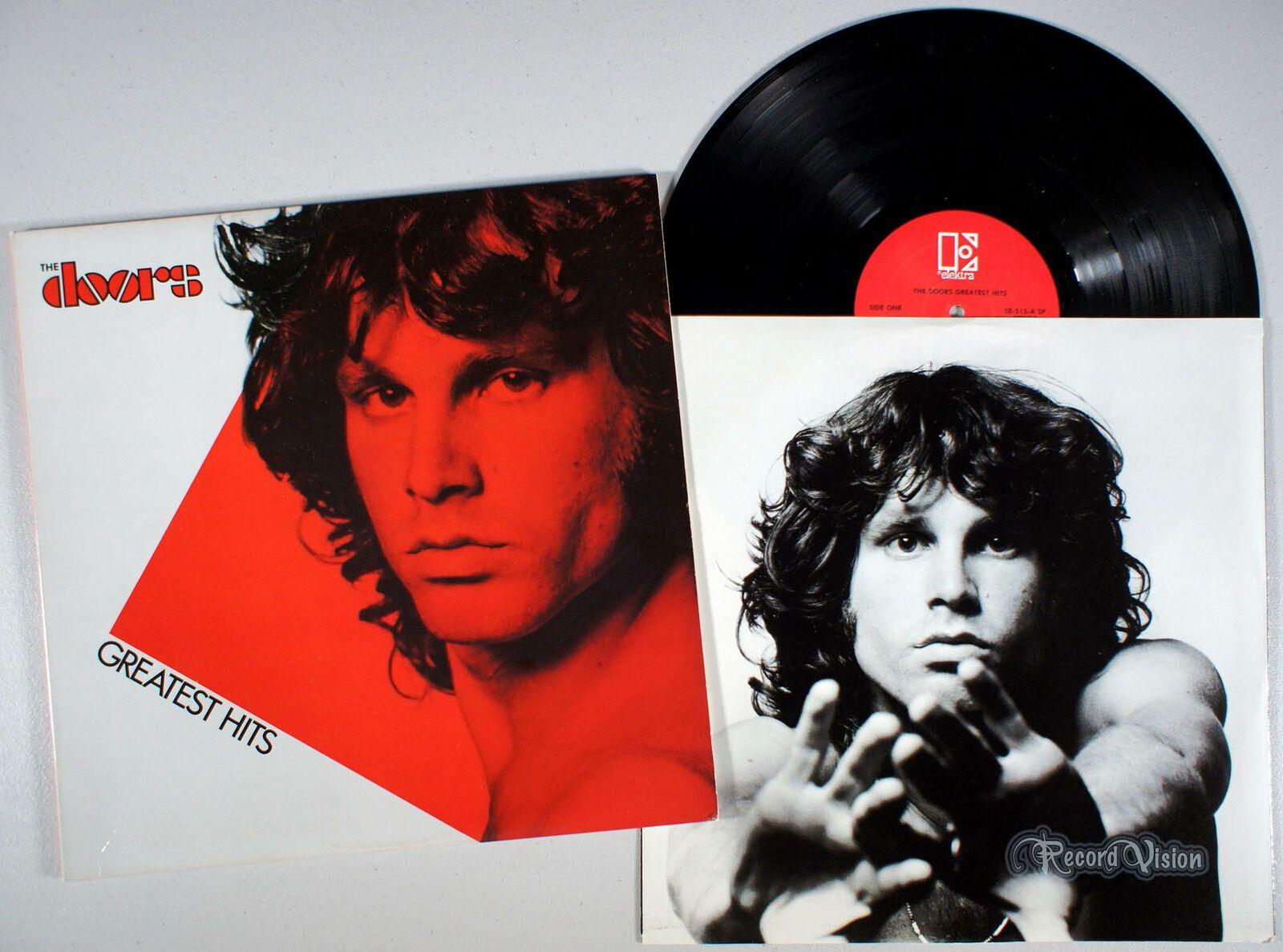 Pin On The Doors Vinyl Classic Rock