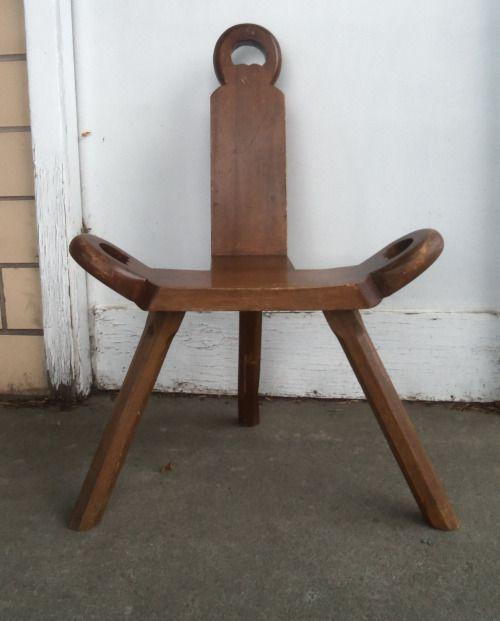 birthing chair | Tumblr - Birthing Chair Tumblr Collectibles Pinterest Antiques, Chair