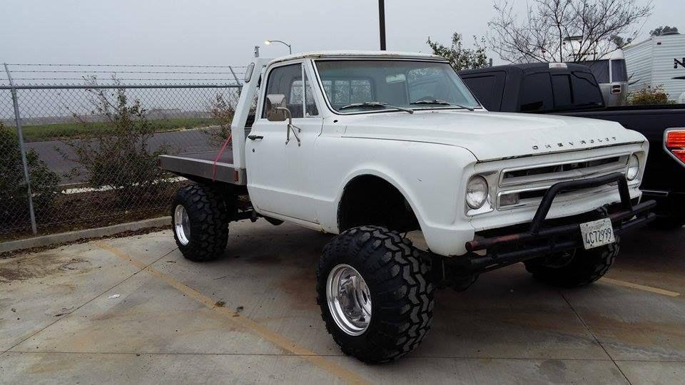 Lifted Chevrolet classic Trucks   Lifted Classic trucks ...