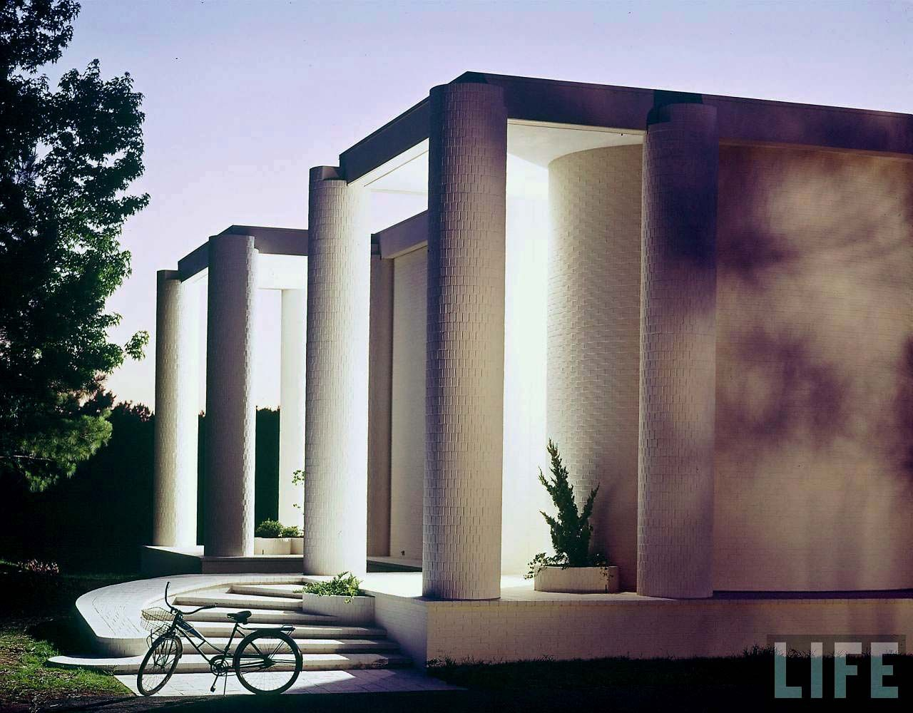 House designed by Paul Rudolph, 1964