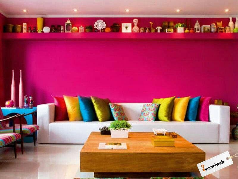 Color Block Living Room Ideas | www.elderbranch.com