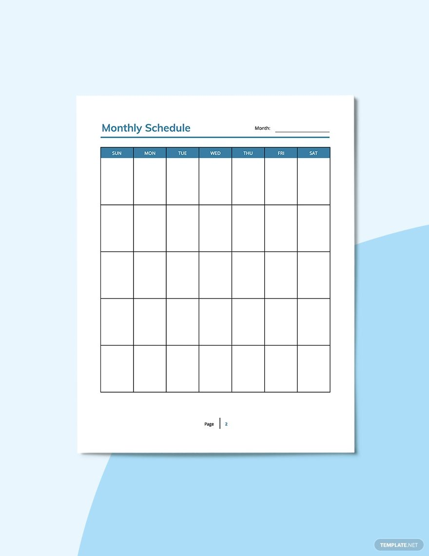 Monthly Personal Planner Template #AD, , #AD, #Personal, #Monthly, #Template, #Planner