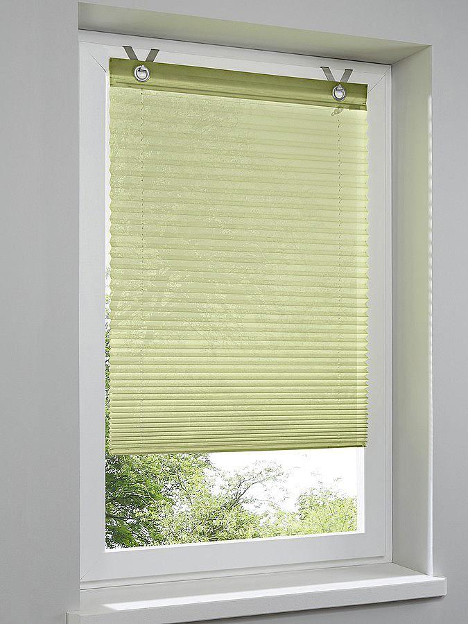 heine home Raffrollo Fensterrahmen, Bohren und Schrauben - glastür badezimmer blickdicht