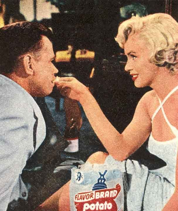 film 1955 - The seven year itch - Page 2 - Divine Marilyn Monroe