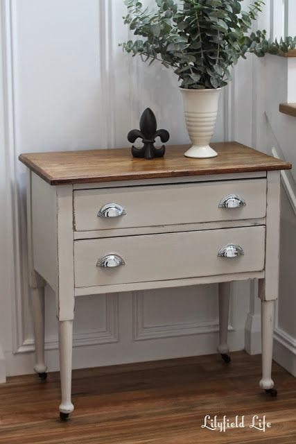 How To Paint Old Oak Drawers Furniture Stripping