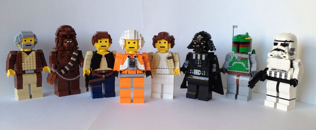 Midifig Cast of Characters | Flickr - Photo Sharing!