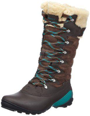 e248dca92d4a8 Amazon.com: Merrell Women's Winterbelle Peak Waterproof Boot: Shoes ...