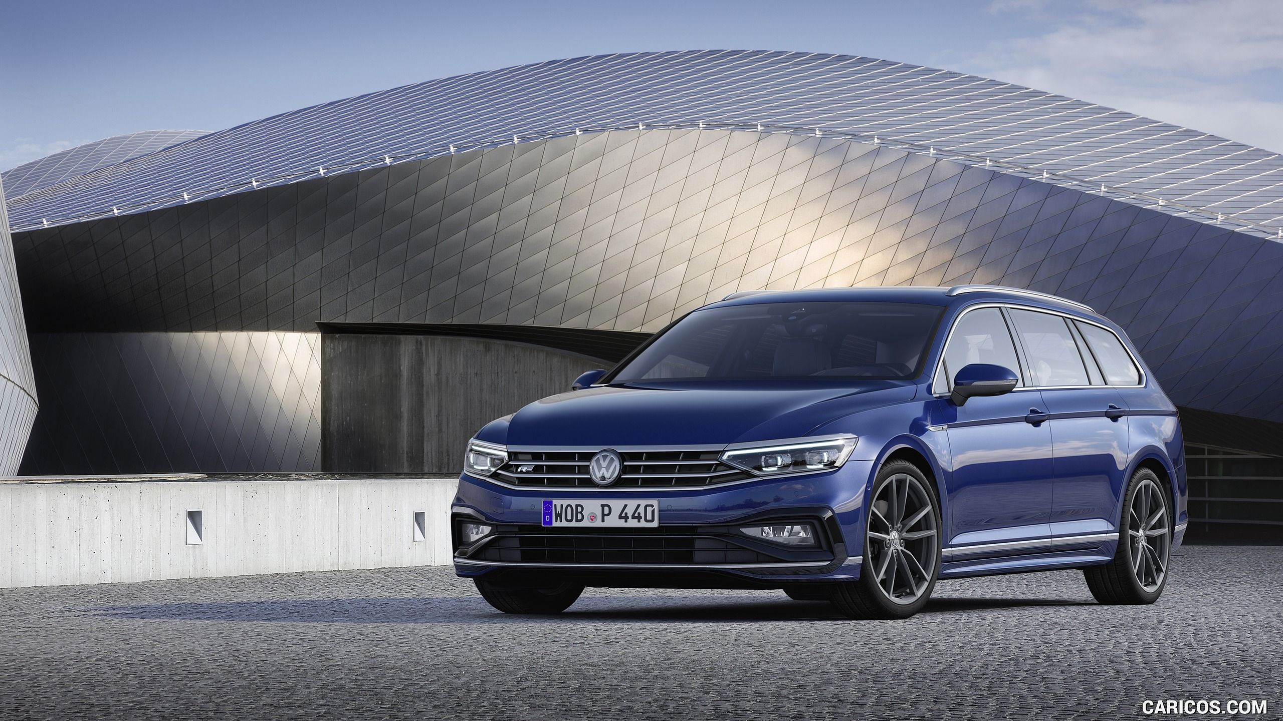2020 Volkswagen Passat Variant Eu Spec Front Three Quarter Hd Car Volkswagen Volkswagen Passat Vw Passat