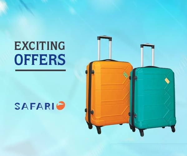 Visit # DiamondPlaza to avail exciting offers on # Safari ...