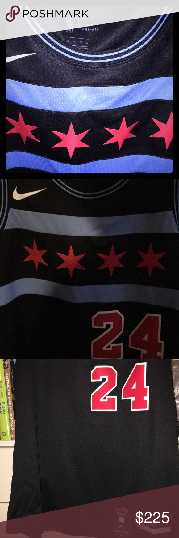 super popular a2d35 51ad0 Lauri Markkanen Bulls city edition jersey Authentic Nike ...