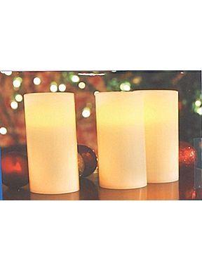 Tall LED Candle