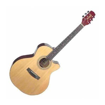 Jasmine By Takamine S34c Nex Acoustic Guitar By Jasmine By Takamine Have This In Blue Takamine Guitars Guitar Guitar Accessories