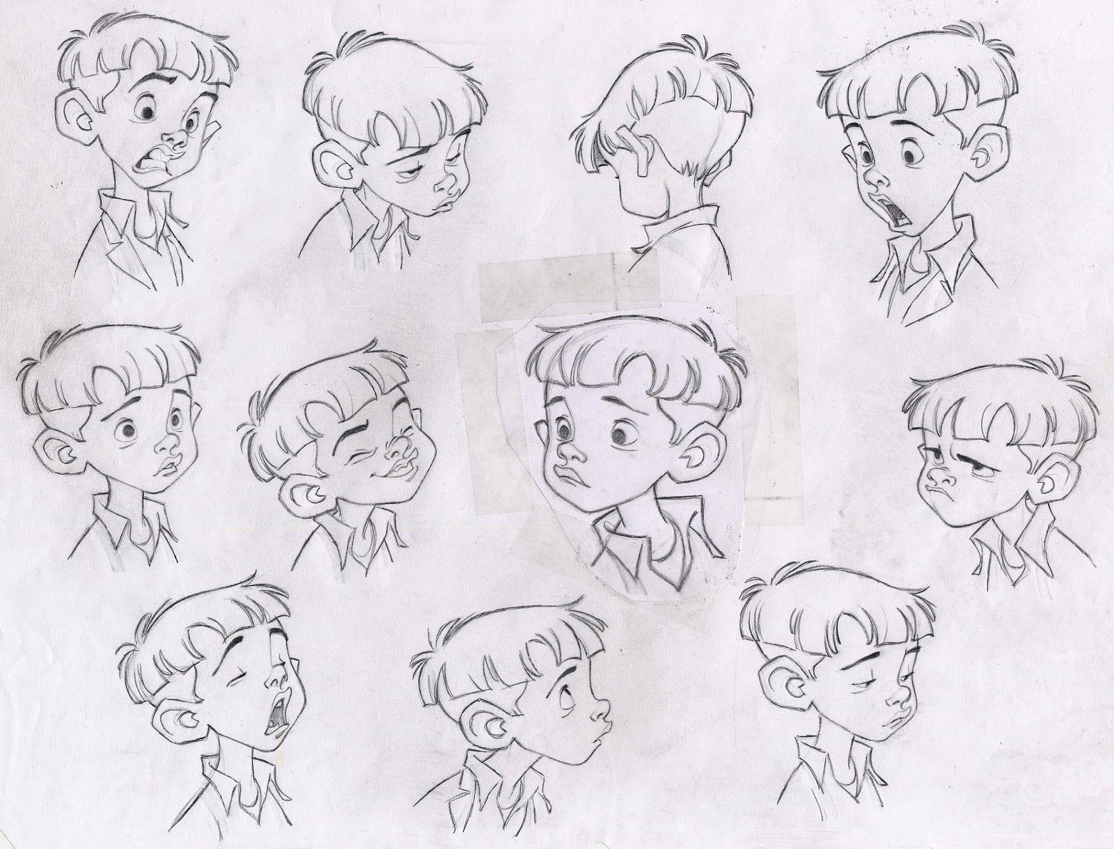Borja Montoro Character Design: Character design for The