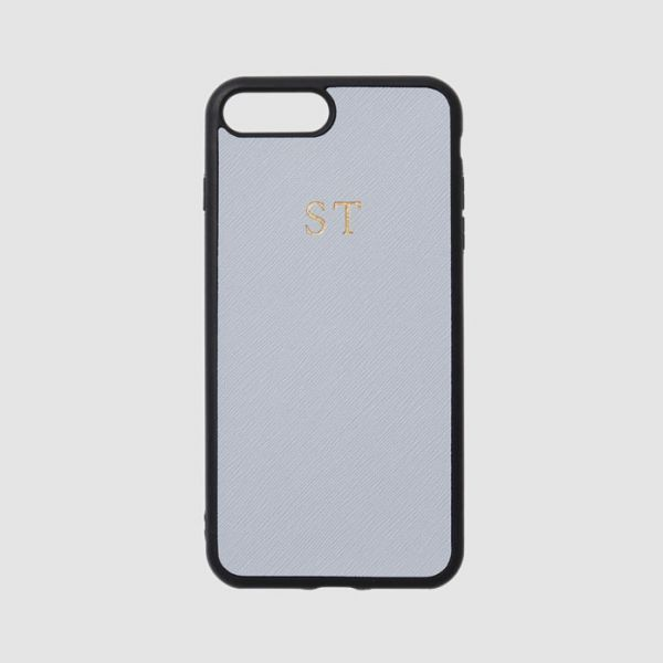 the best attitude 0abc0 cfa41 Personalised Monogram Leather Phone Cases | TDE The Daily Edited ...