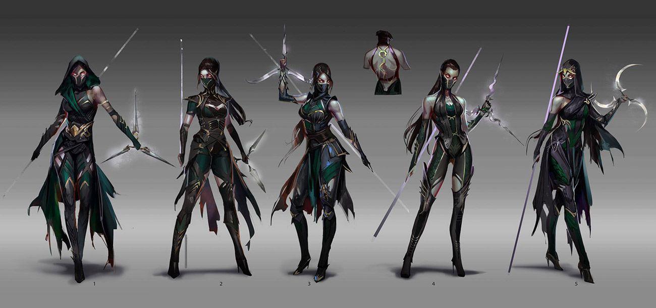 Jade Outfit Art From Mortal Kombat 11 Art Artwork Gaming