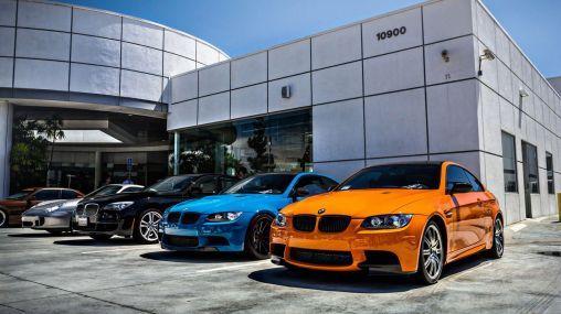 BMW M3 E92 Laguna Seca Blue U0026 Fire Orange 1920×1080 HD