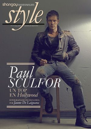Paul Sculfor | Shangay Style 2010