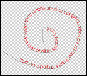 Hover Over The Path You Just Drew And You Should See Your Cursor Change To An I With A Squiggly Line Through It When You See It Cli When You See