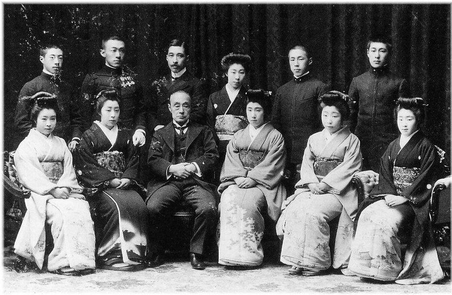 徳川慶喜公爵家 その2 直球感想文 和館 徳川慶喜 古い写真 歴史