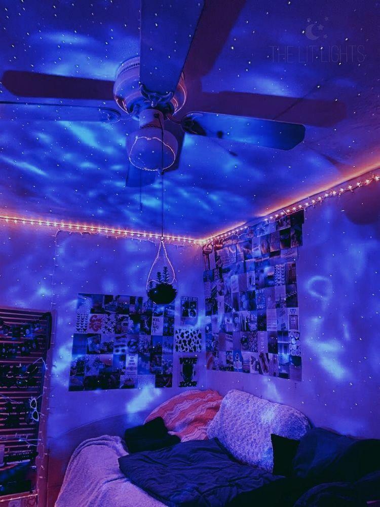 Room Roomideas Aestheticroom Aesthetic Aestheticroomideas Ledlights Tiktokroom Tiktokroomideas Neon Room Chill Room Room Ideas Bedroom