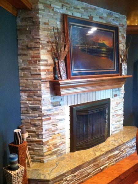 best fireplace before and afters 2013 hearth design fireplace rh pinterest com