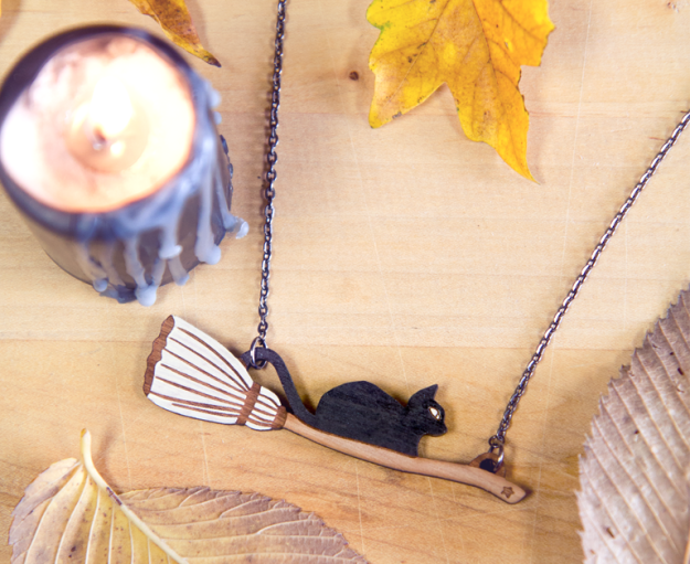 Get it from Hey Chickadee for 14. Pagan jewelry, Toil