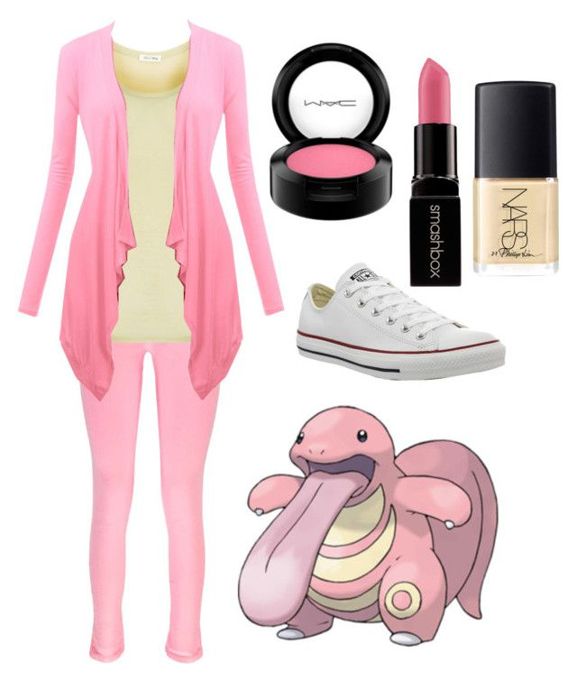 """""""Lickitung"""" by wyld-beastie ❤ liked on Polyvore"""