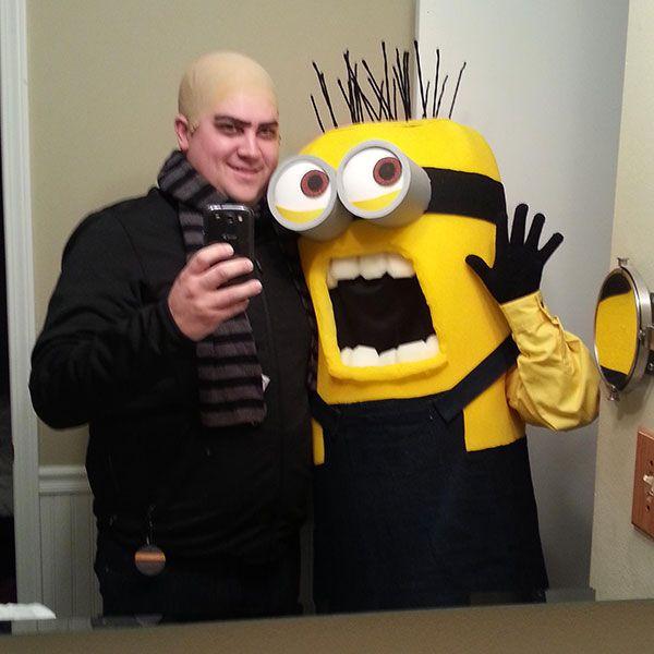 55 Halloween Costume Ideas for Couples   Wednesday adams costume ...