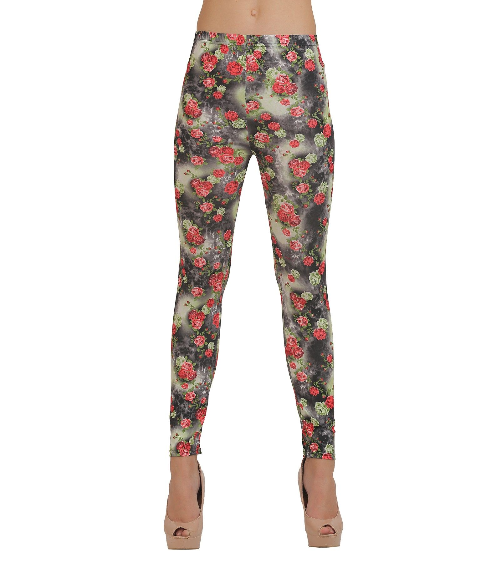 Multi in colour these leggings from tt pearl are a wardrobe staple