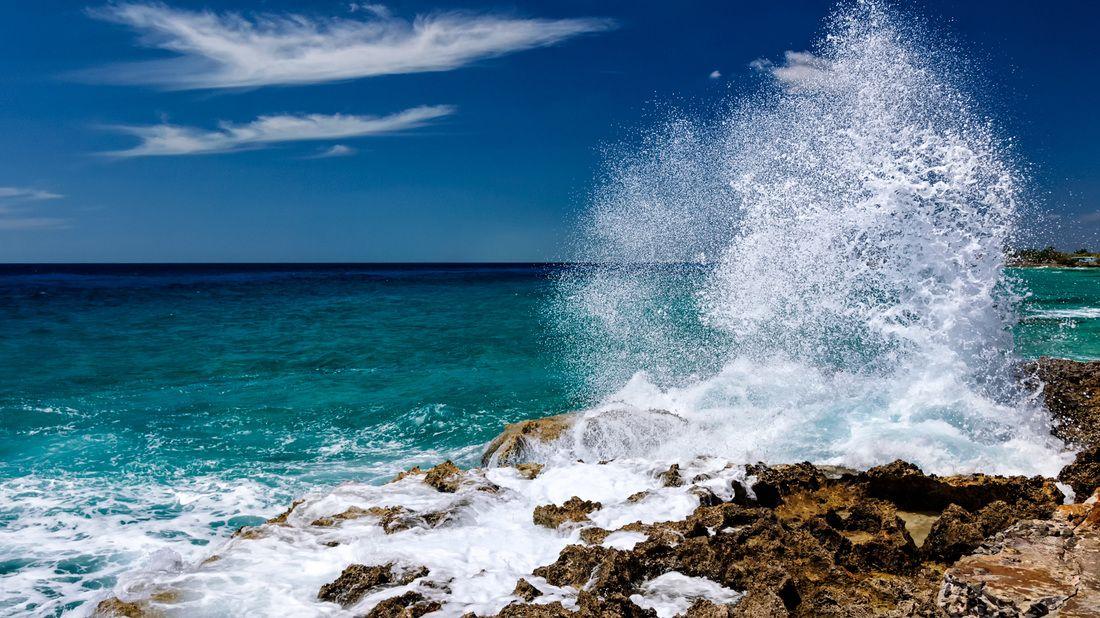 широкоформатные картинки океана год дизайнеры