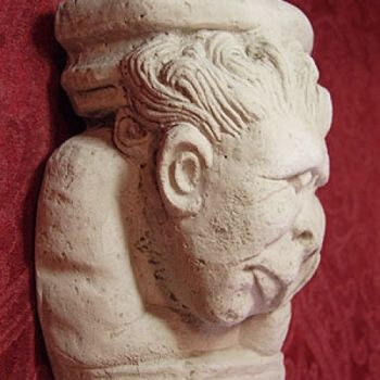 Man with Toothache at the Shopping Mall, $40.00 (USD)