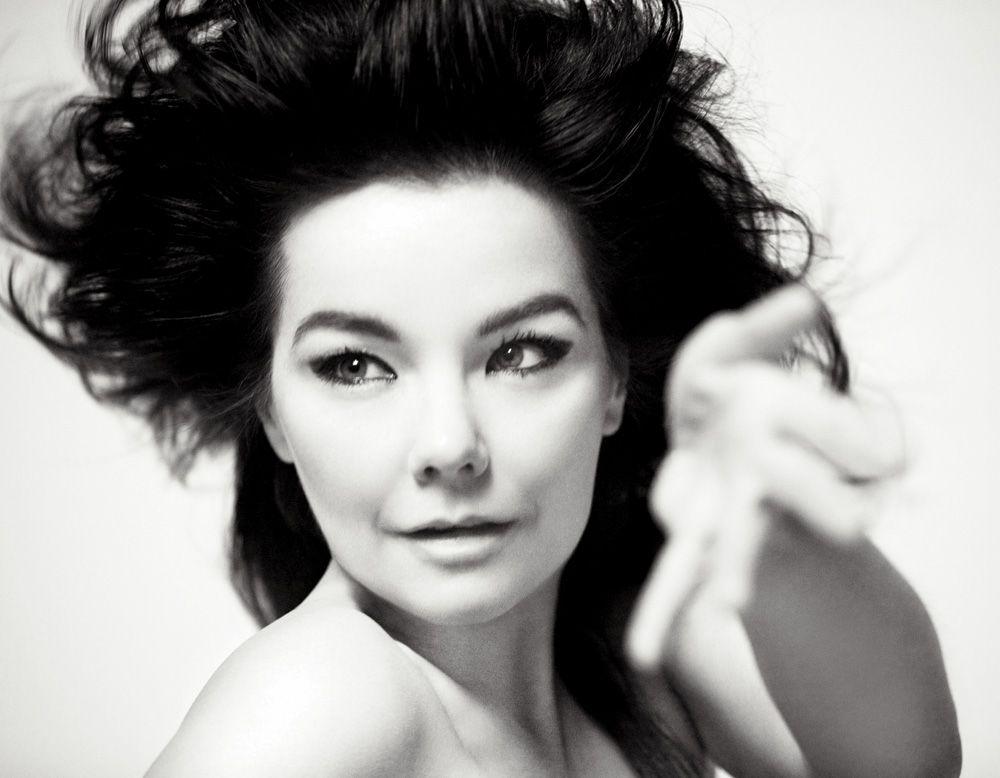 Björk by Inez & Vinoodh for Interview Magazine, 2009