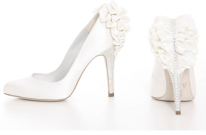 photos of shoes with bows Wedding Shoes with Bows