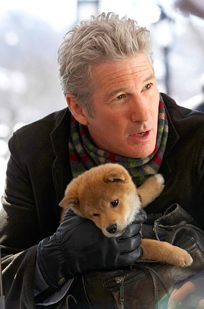 Pin by Mary Ann O'Malley on Ageless Richard gere, A dog