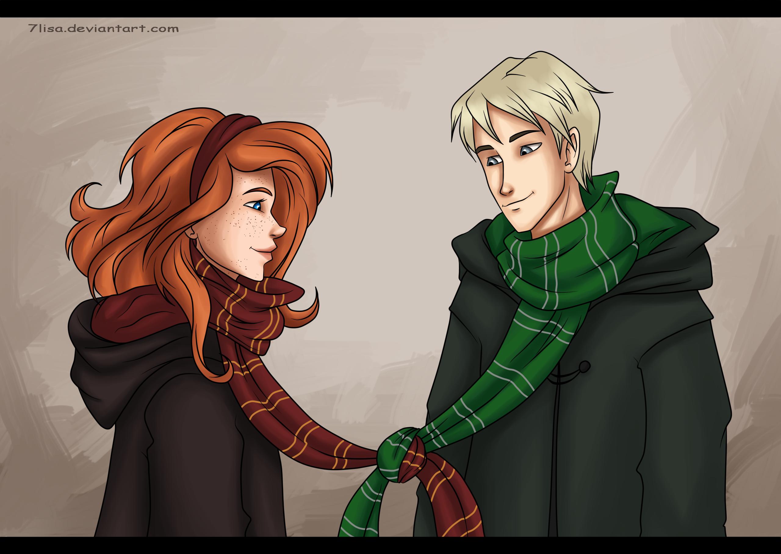 Scarves By 7lisa On Deviantart Harry Potter Artwork Harry Potter Feels Lily Potter