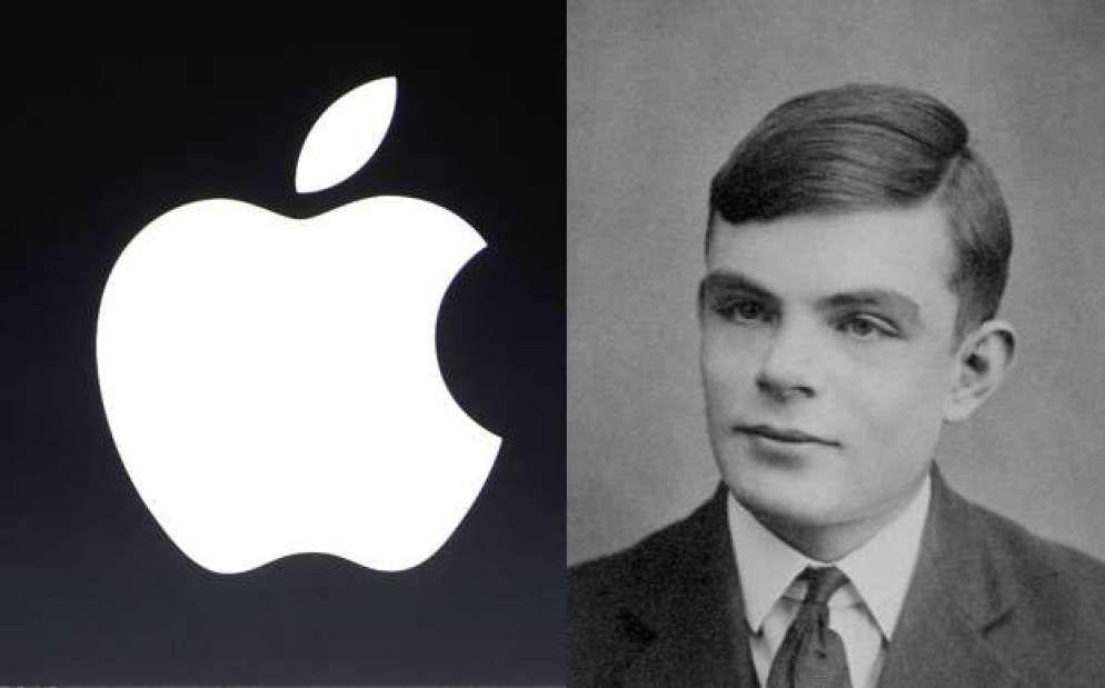 Apple logo homosexual parenting
