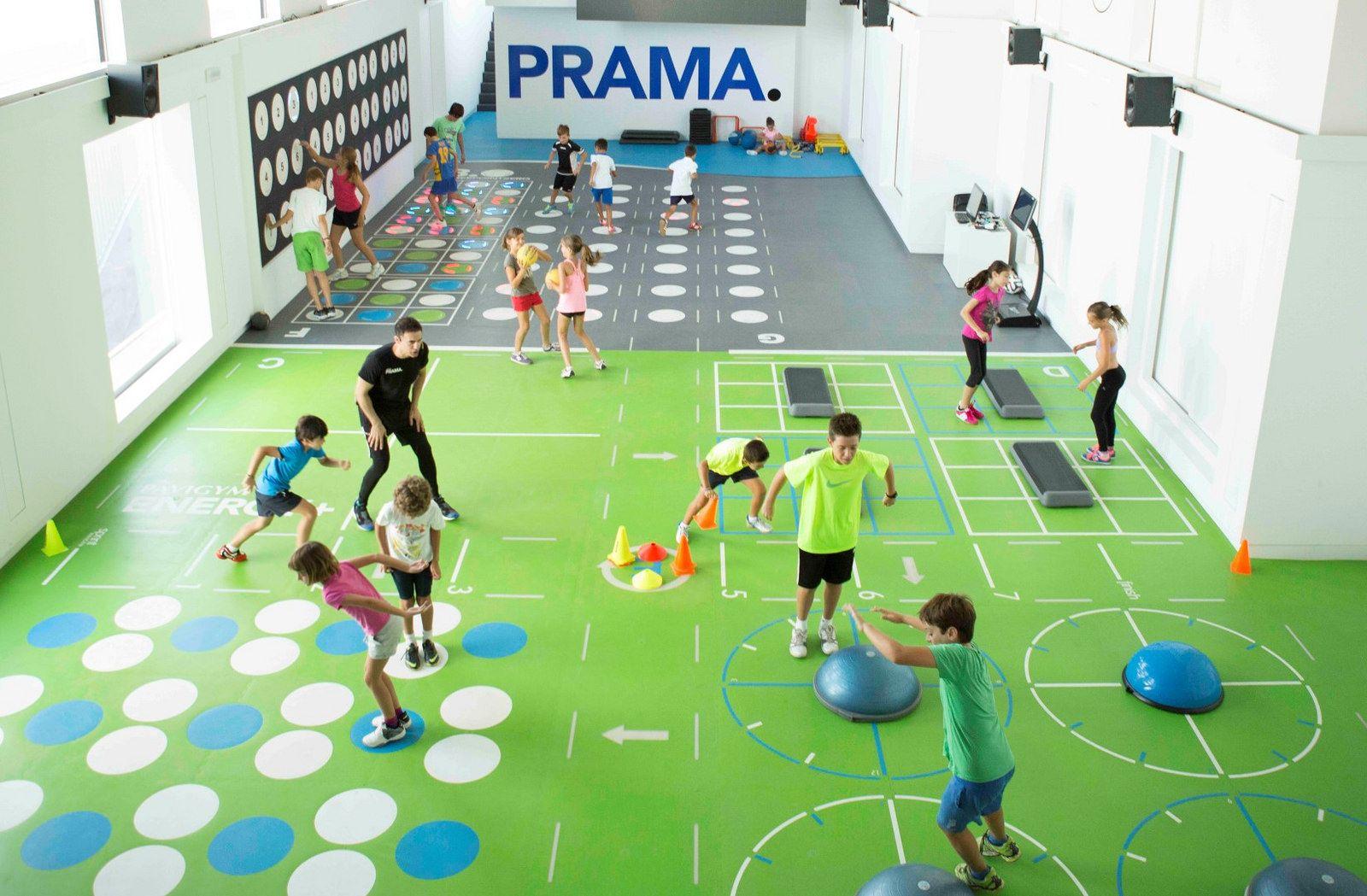Prama For Kids Gym Design Kids Gym Gym Plan
